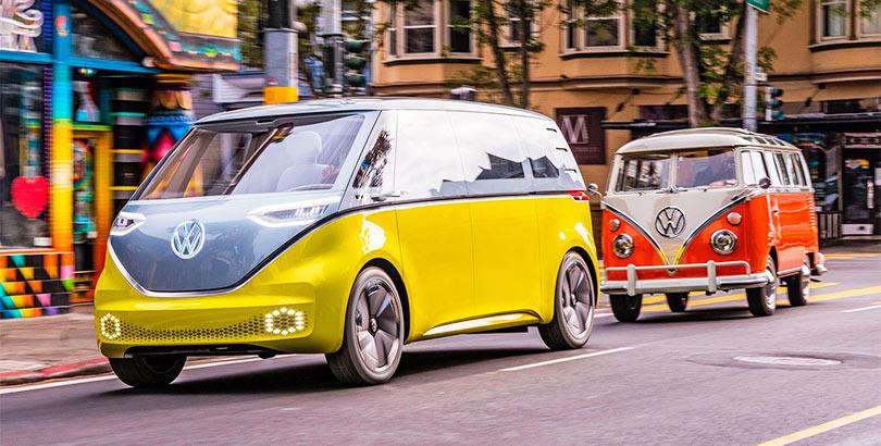 Los coches eléctricos serán más competitivos en la próxima década.