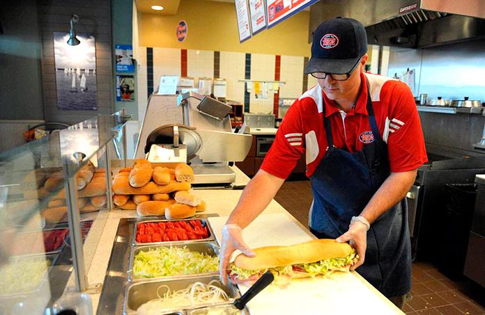 Cocineros de comida rápida