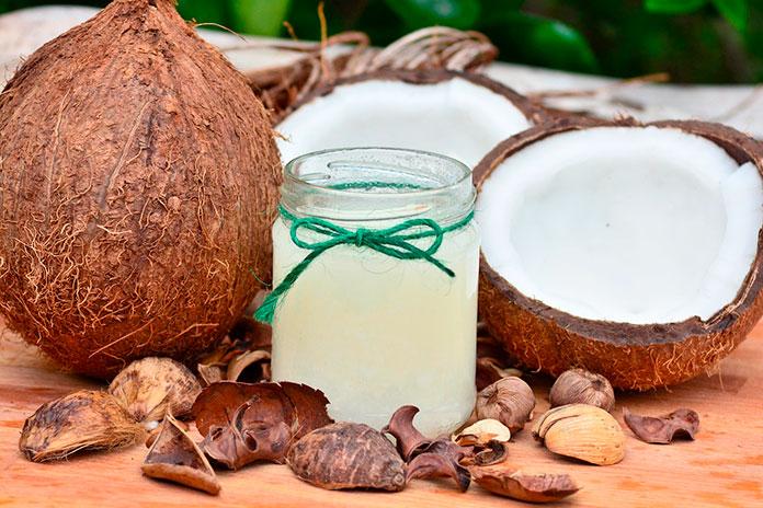 Incienso de coco