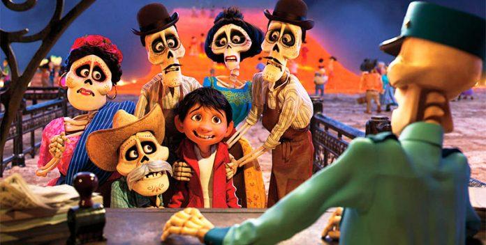 """La canción de la película """"Coco"""" sonará en los Oscar 2018."""