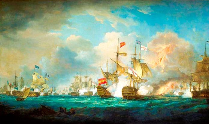 Combate en el Cabo San Vicente