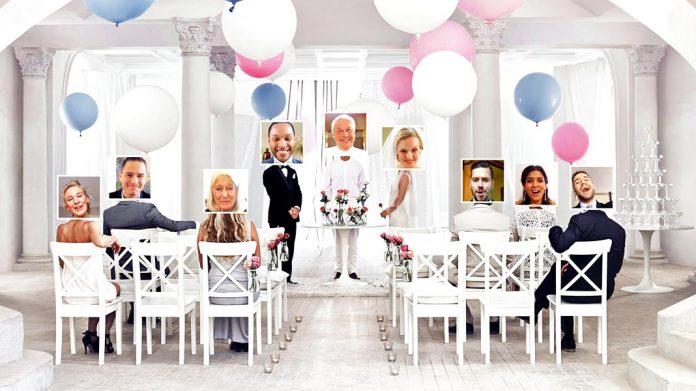 Cómo casarse por internet en pocos pasos: bodas virtuales legales y casamientos online simulados