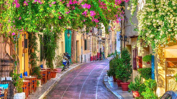 Los 4 mejores lugares para comprar y disfrutar en Atenas