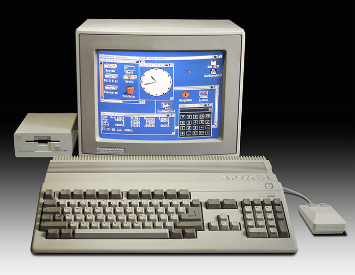 Ordenador Commodore 64 / Amiga