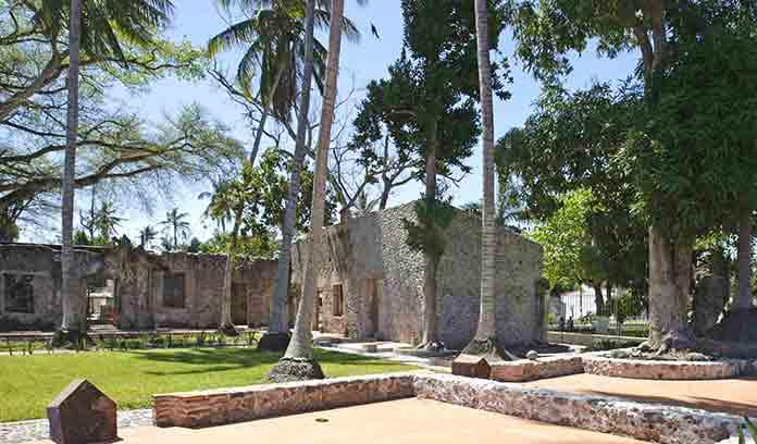 Edificios antiguos: Casa de Hernán Cortés, Veracruz