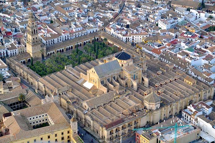 Edificios antiguos: Mezquita de Córdoba, Córdoba