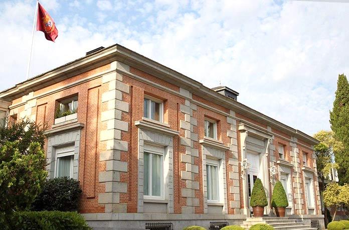 Edificios antiguos: Palacio de la Zarzuela