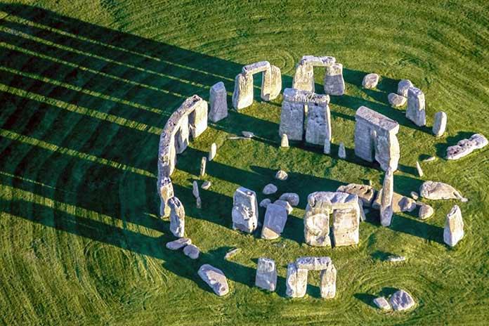 Construcciones antiguas: Stonehenge