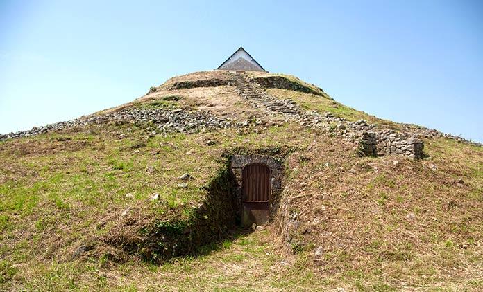 Construcciones antiguas: Saint Michel, Francia