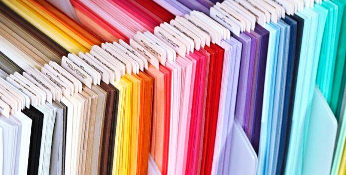 Aumenta del consumo de papel en España.
