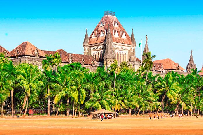 Corte Suprema. Mumbai, India