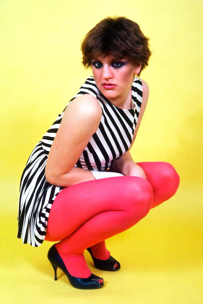 Courtney Love antes