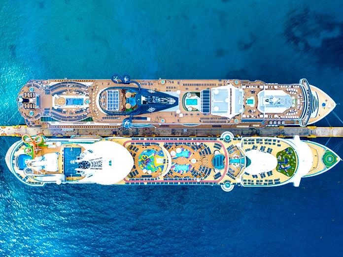 Los cruceros: la manera más fácil de viajar