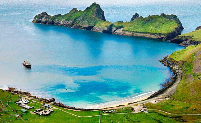 Islas Hébridas Exteriores, Escocia