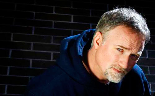 Foto de David Fincher, director de El Club de la Lucha