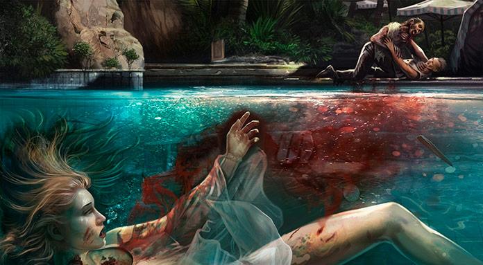 Imagen promocional del videojuego Dead Island, el primero de la saga