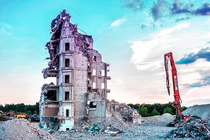 5 demoliciones que tuvieron resultados inesperados