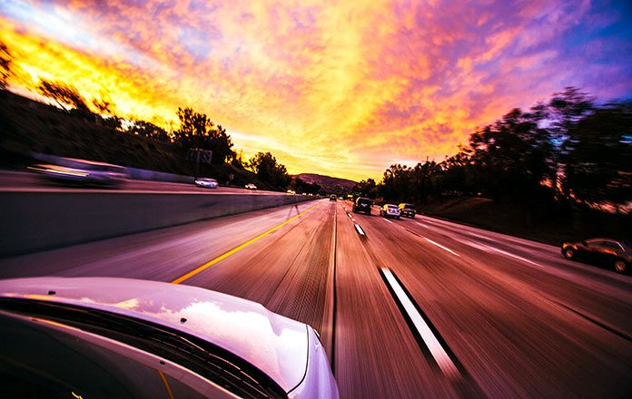 Consejos para detectar radares en la carretera
