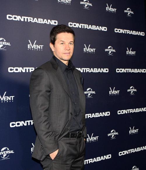 Actores famosos que empezaron como modelos - Mark Wahlberg