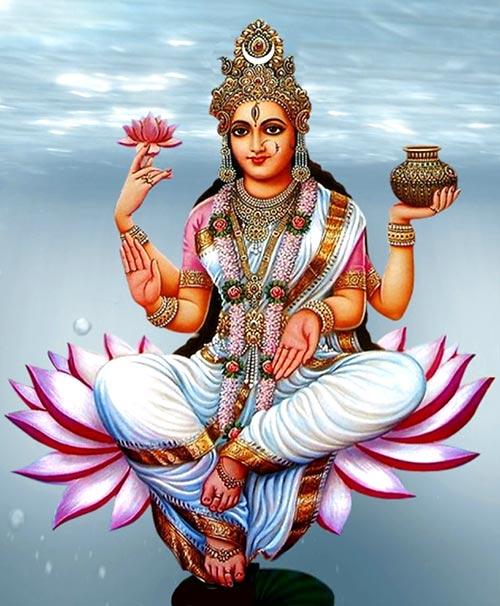 Dioses hindúes - Ganga