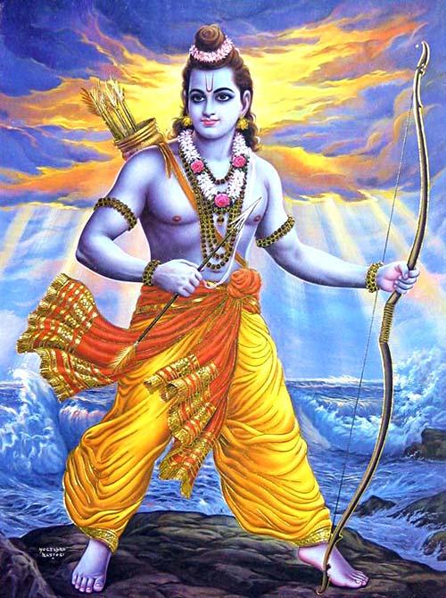 Dioses de la India - Rama