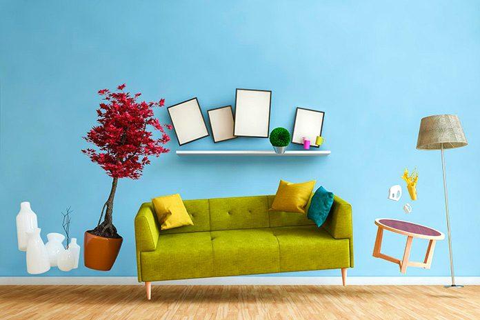 diseñar y decorar espacios