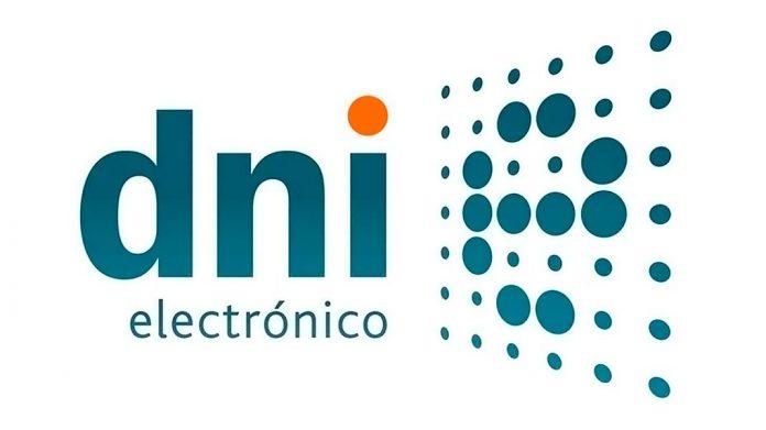 logo oficial del DNI electrónico español