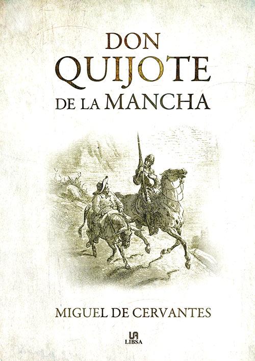 'Don Quijote de la Mancha' de Miguel de Cervantes