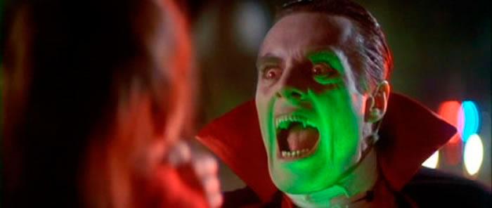 Personaje del conde Drácula de la película Una Pandilla Alucinante