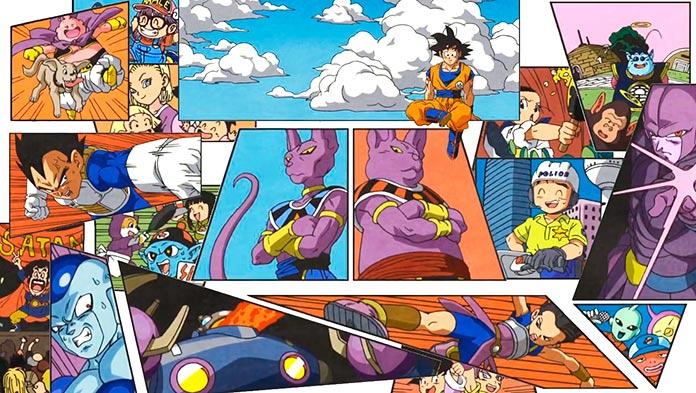 Dragon Ball Super Ending