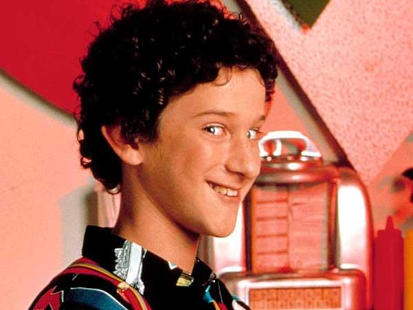 Dustin Diamond, el actor que interpreta a Screech en Salvados por la Campana