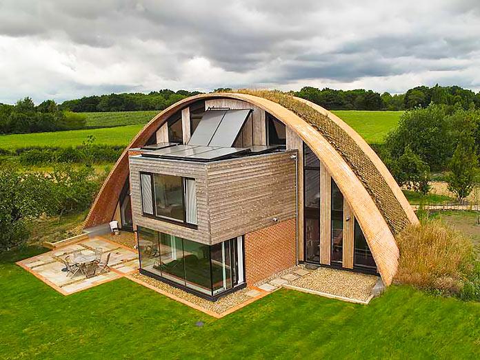 Casa Eco Arch. Kent en Inglaterra