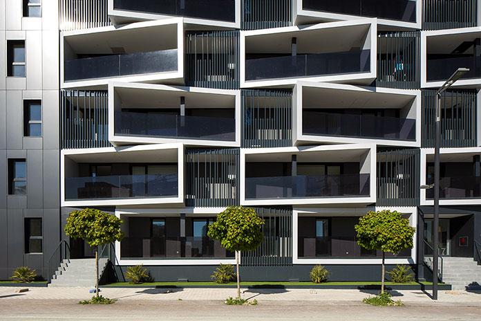 Edificio Thermos, Pamplona, el primero certificado por el Passive House Institute en España.