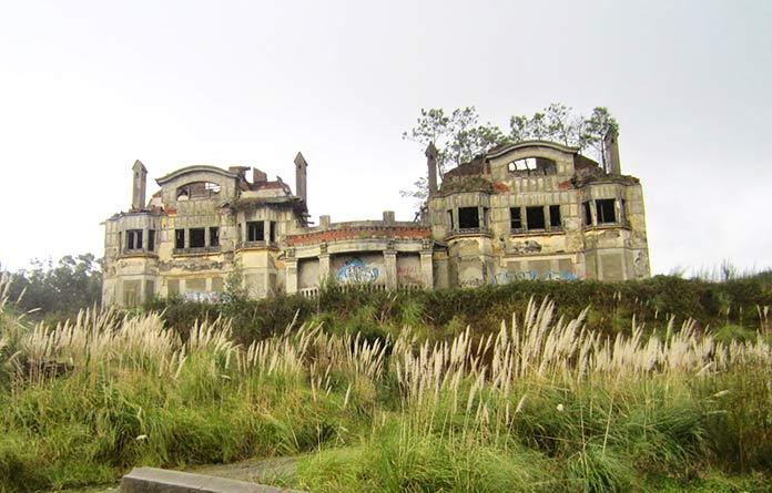 Edificios abandonados - Casa Bailly
