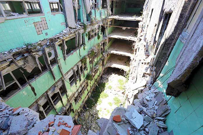 Edificios abandonados - Fábrica Avidesa