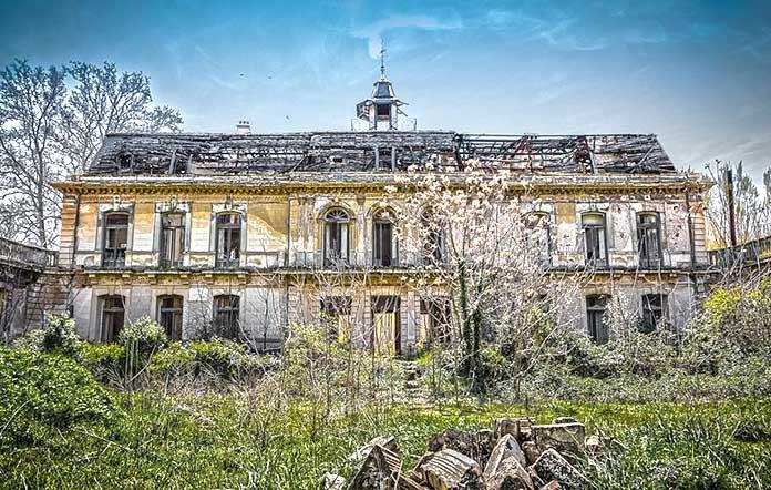 Edificios abandonados - Palacio de los Gosálvez