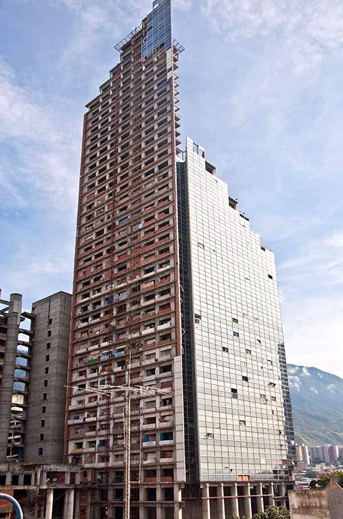 Edificios abandonados - Torre de David