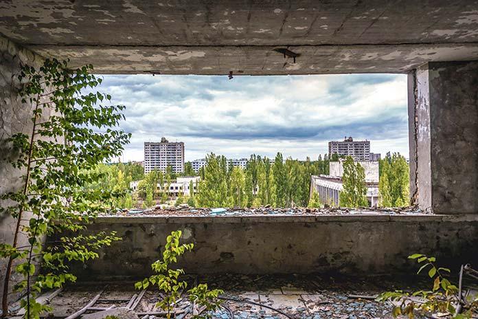 Edificios abandonados - Pripyat