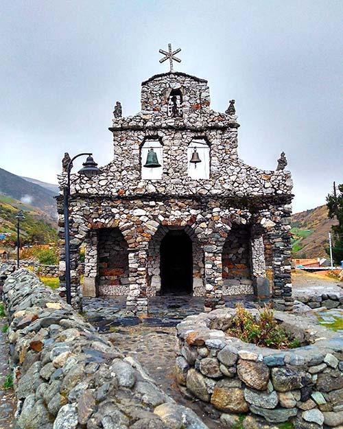 Construcciones antiguas: Capilla de Piedra, Venezuela