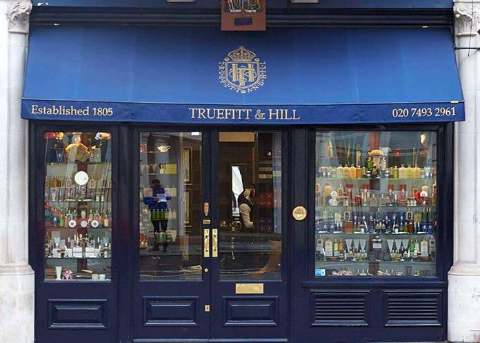 Peluquería Truefitt & Hill, Inglaterra