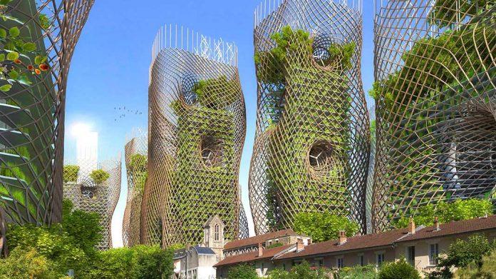 Edificios verdes: 20 construcciones impresionantes dominadas por la naturaleza