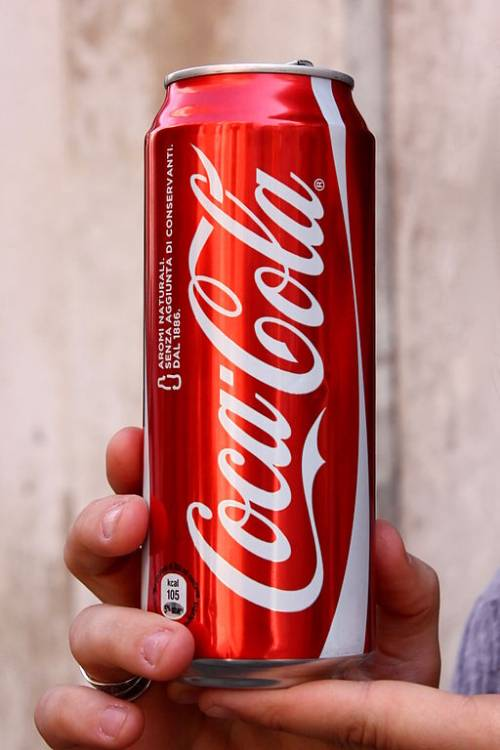 Ejemplos de serendipia - Coca-Cola