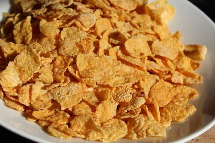 Ejemplos de serendipia - Corn Flakes