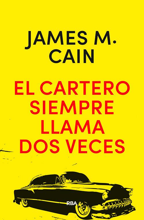 El cartero siempre llama dos veces, James M. Cain