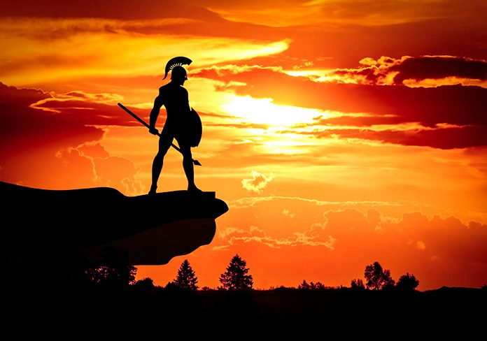 El coraje: la virtud más noble del ser humano
