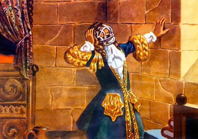 El Hombre en la Máscara de Hierro: interés y misterio hacen que la leyenda siga vigente