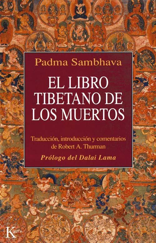 """Portada de """"El Libro Tibetano de los Muertos"""", 2012"""