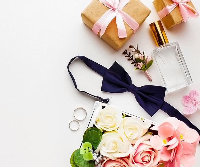 elementos de boda
