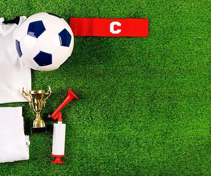 elementos de fútbol