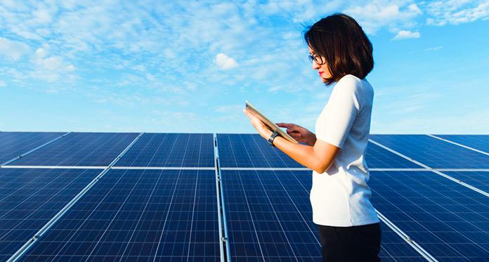 Especialista en energía renovable o energía alternativa